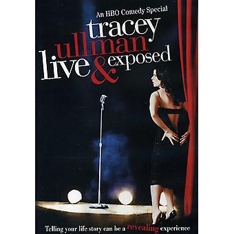 Tracey Ullman - Live & udsat [DVD] USA import