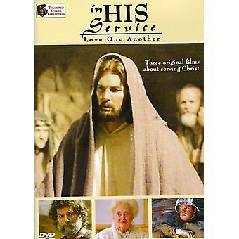 I hans tjeneste: Elsker hinanden [DVD] USA import