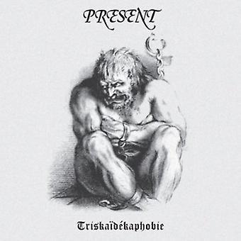 Present - Triskaidekaphobie (Remastered/Expanded) [CD] USA import