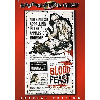 Blood Feast [DVD] USA import