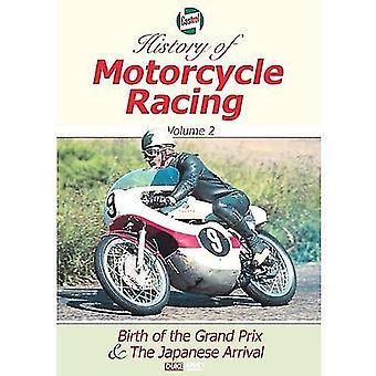Castrol historie af Motorcycleracin [DVD] USA importerer