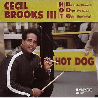 Cecil Brooks III - Hot D.O.G. [CD] USA import