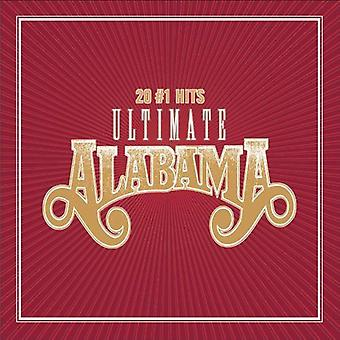 Alabama - Ultimate 20 #1 Hits [CD] USA import