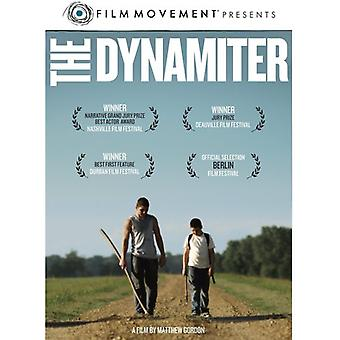 The Dynamiter [DVD] USA import