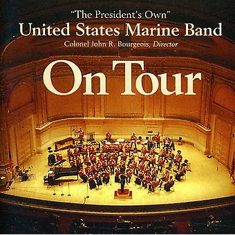 U.S. Marine Band - On Tour [CD] USA import