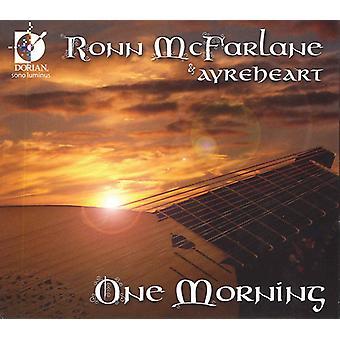 R. McFarlane - One Morning [CD] USA import