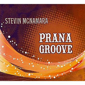 Stevin McNamara - Prana Groove [CD] USA import