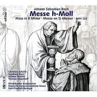 J.S. Bach - Bach: Massen i B mindre [CD] USA import