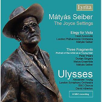 Seiber / London So / Atherton - Ulysses [CD] USA import