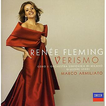 Renee Fleming - Verismo [CD] USA import