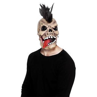 Totenkopf Maske Totenkopfmaske Punk Halloween Maske