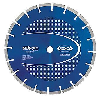 Mexco 230Mm Schleifmittel X10 Grade Diamant-Trennscheibe
