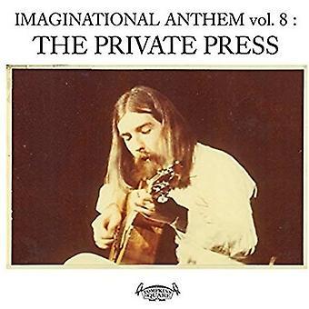 Imaginational 8 (LP) - Imaginational 8 (LP) [Vinyl] USA importerer