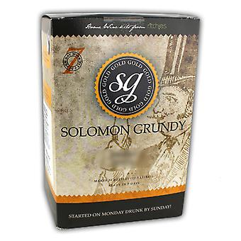 Solomon Grundy Gold Sauvignon Blanc 30 Bottles