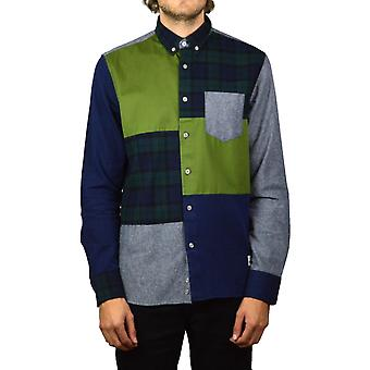 Penfield Crowley Patchwork Shirt (Mixed)