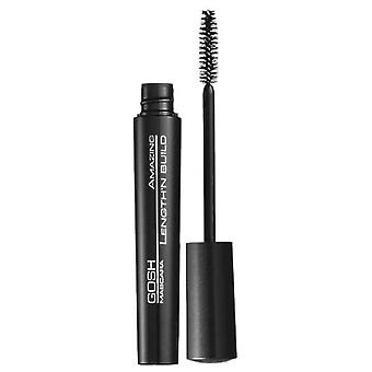 Gosh Copenhagen Eyelash Mask Amazing Length Black 10 ml (Make-up , Eyes , Mascara)