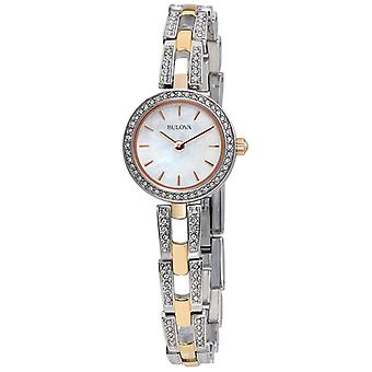 Bulova Ladies Watch 98L212