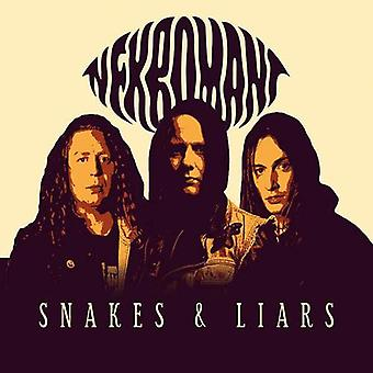 Nekromant - slanger & løgnere [CD] USA import