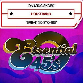 Houseband - dans sko / bryde ingen sten [CD] USA import