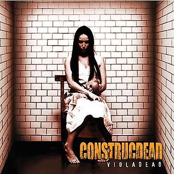 Construcdead - Violadead [CD] USA importerer