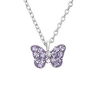 Butterfly - 925 Sterling sølv halskjeder