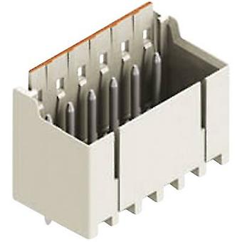 Feedthrough terminal 2091 Total number of pins 3 WAGO 2091-1403 Contact spacing: 3.50 mm 1 pc(s)