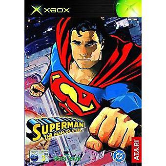 Superman Mann aus Stahl