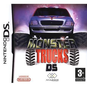 Monster Trucks (Nintendo DS) - Factory Sealed
