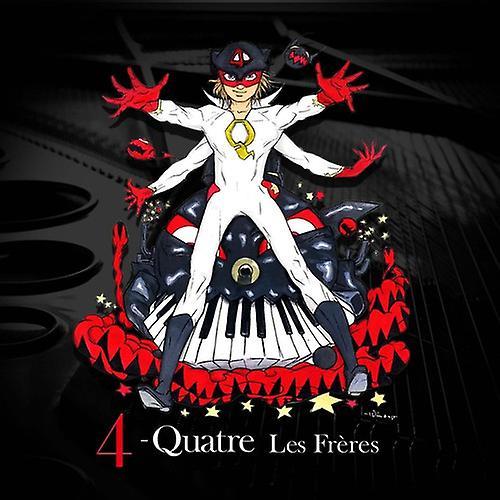 Les Freres - 4-Quatre [CD] USA import