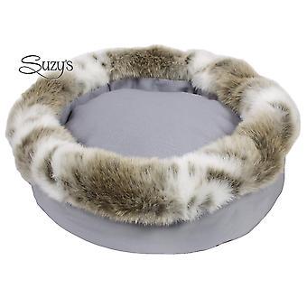 Cupido luxury mini round Basket / Bed