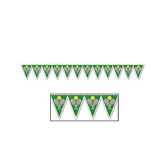 Tennis vimpel Banner 11