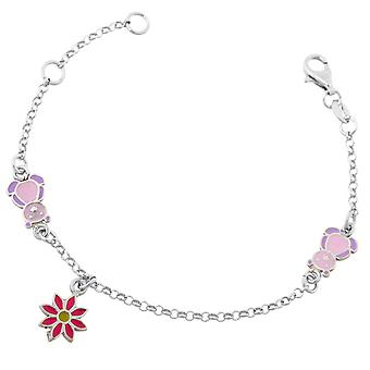 Orphelia Silver 925 Kids Bracelet Mixed Elements  ZA-7139