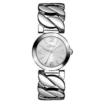 s.Oliver ladies wrist watch analog quartz SO-15125-MQR