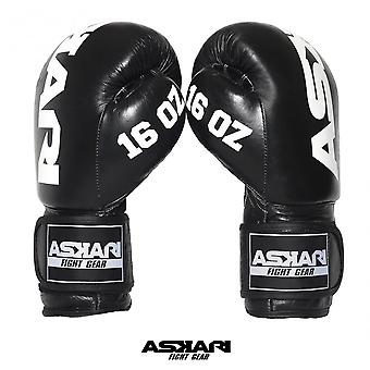 Gants de boxe d'Askari série Pro
