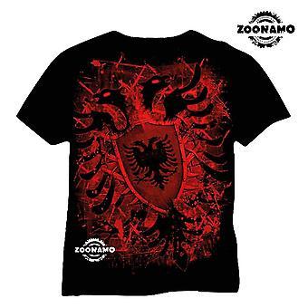 Zoonamo T-Shirt Albania of classic