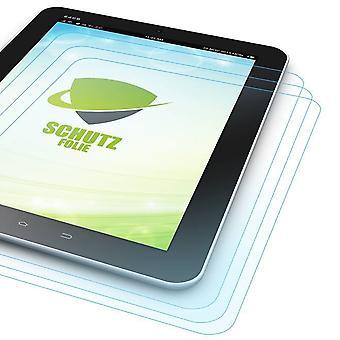 3 x screen protector voor Samsung Galaxy tab S3 9,7 T820 T825 + polijst doek