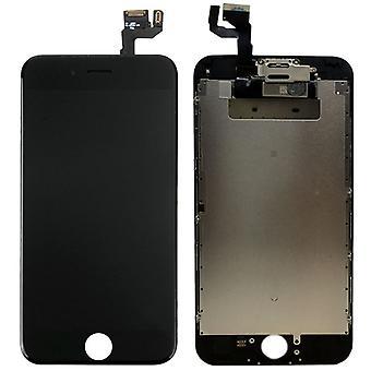 Tutto in un'unità completa di display LCD touch panel per Apple iPhone 6S 4,7 pollici nero
