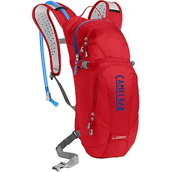 Camelbak Pitch Blue-Racing Red 2018 Lobo - 9 Litre Hydration Pack with Reservoir