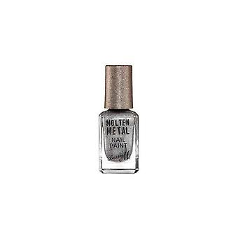 Barry M Barry M Molten Metal Nail Paint - Silver Lining