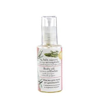 100% natural body oil against cellulite by Evergetikon. 60ml.
