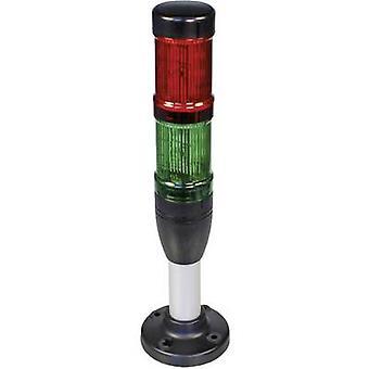 信号タワー コンポーネント イートン SL4 100 L RG 24LED 赤、緑ノンストップ光信号 24 V