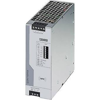 Phoenix Contact QUINT4-PS/1AC/24DC/10 Rail mounted PSU (DIN) 24 Vdc 10 A 1 x
