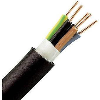 Kopp 157410042 Earth cable NYY-J 5 G 1.50 mm² Black 10 m