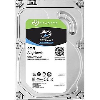 Seagate ST2000VX008 3.5 (8.9 cm) internal hard drive 2 TB SkyHawk Bulk SATA III