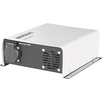VOLTCRAFT SWD-600/12 Inverter 600 W 12 Vdc - 230 V AC Remote operation