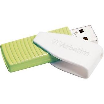 Verbatim Swivel USB stick 32 GB Green 49815 USB 2.0