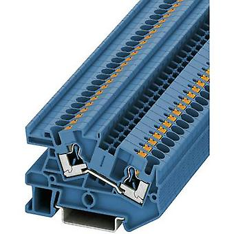 Phoenix Contact PTI 4 BU 3213971 Terminal Number of pins: 2 0.2 mm² 6 mm² Blue 1 pc(s)
