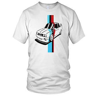 BMW M3 Pop-Art Auto Kinder T Shirt
