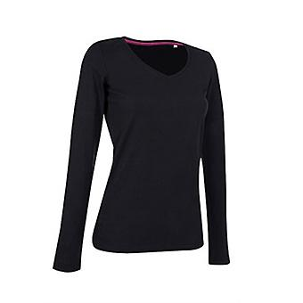 Stedman Womens/Ladies Claire Long Sleeved Tee