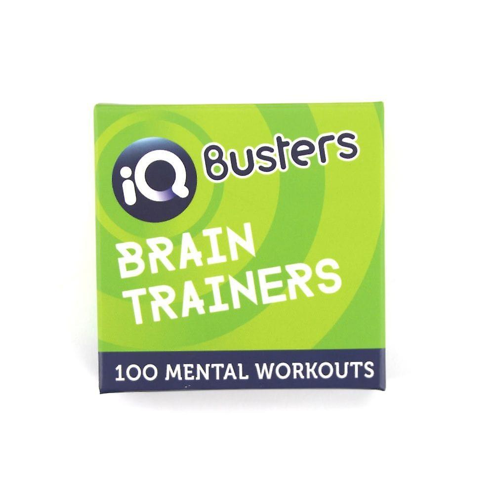 Cheatwell Games IQ Busters Brain Bafflers Quiz Set